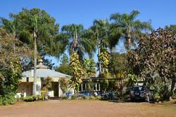 San Ignacio: Vores hostal