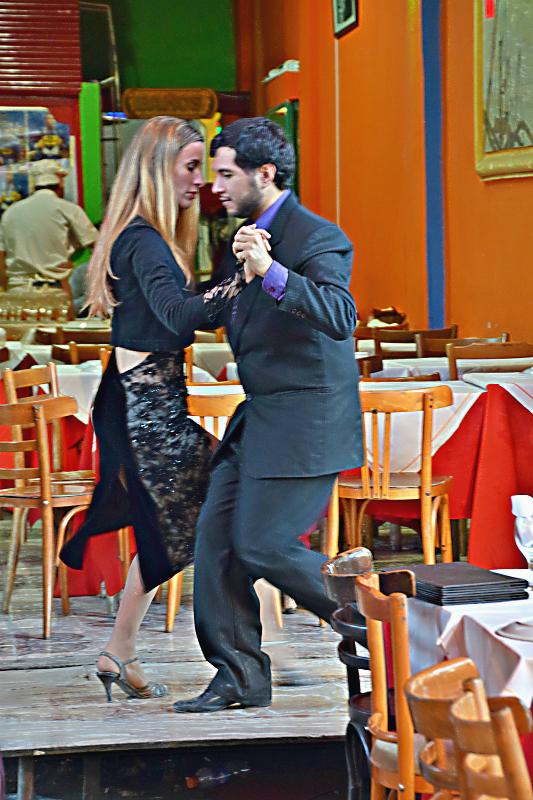 Buenos Aires: Tango La Boca