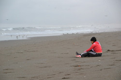 2 Devocional en la playa
