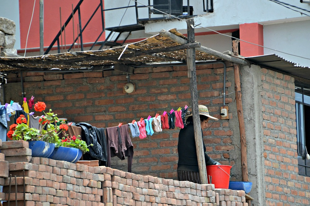 Motiv fra Arequipa