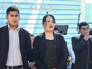 Historisk: Kirke i Peru udsender første missionærere