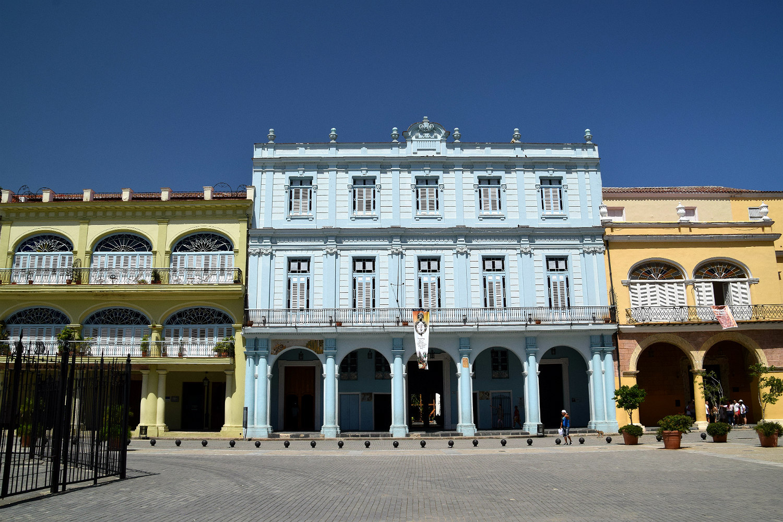Fra Plaza Vieja