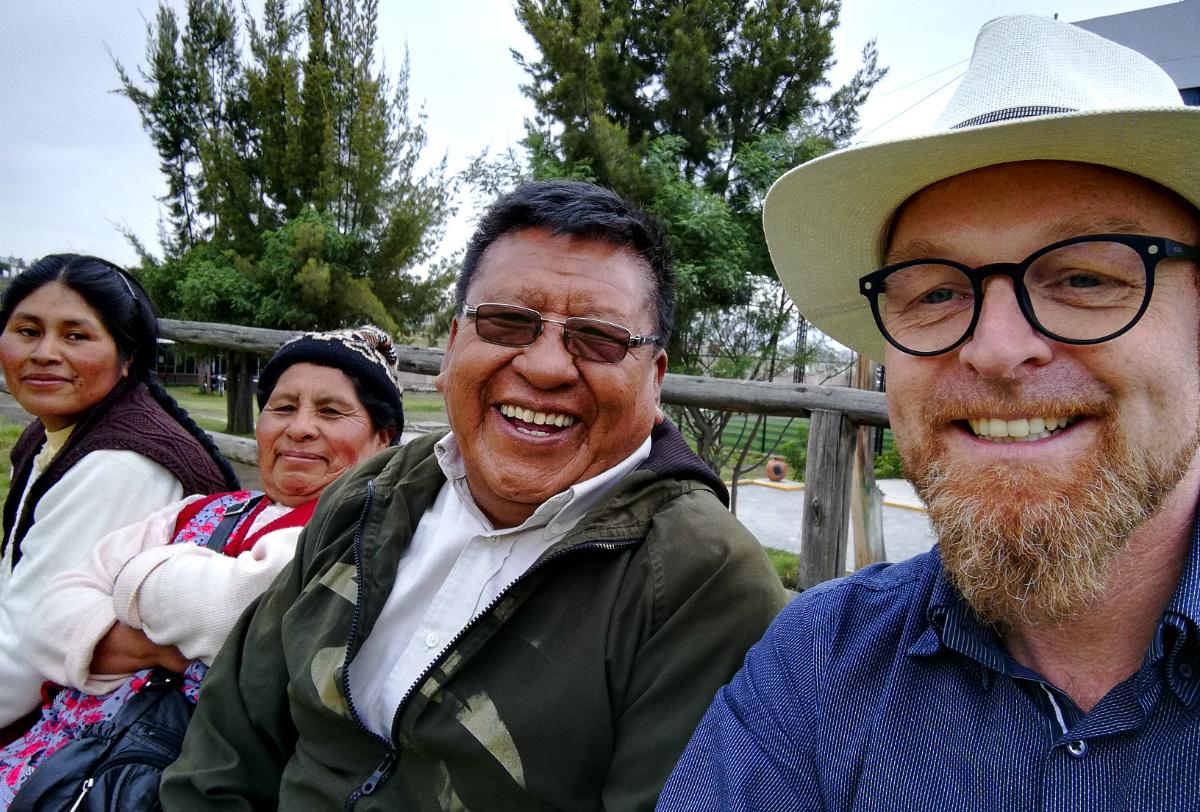 Pastor- og lederkursus i Arequipa