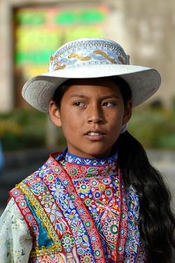 Pige fra Yanque