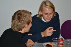 18 år! Asbjørn og Mads