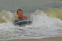 Surfer-Hjalte