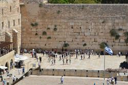 Vestmuren eller Grædemuren