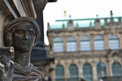 Motiv Zwinger Dresden