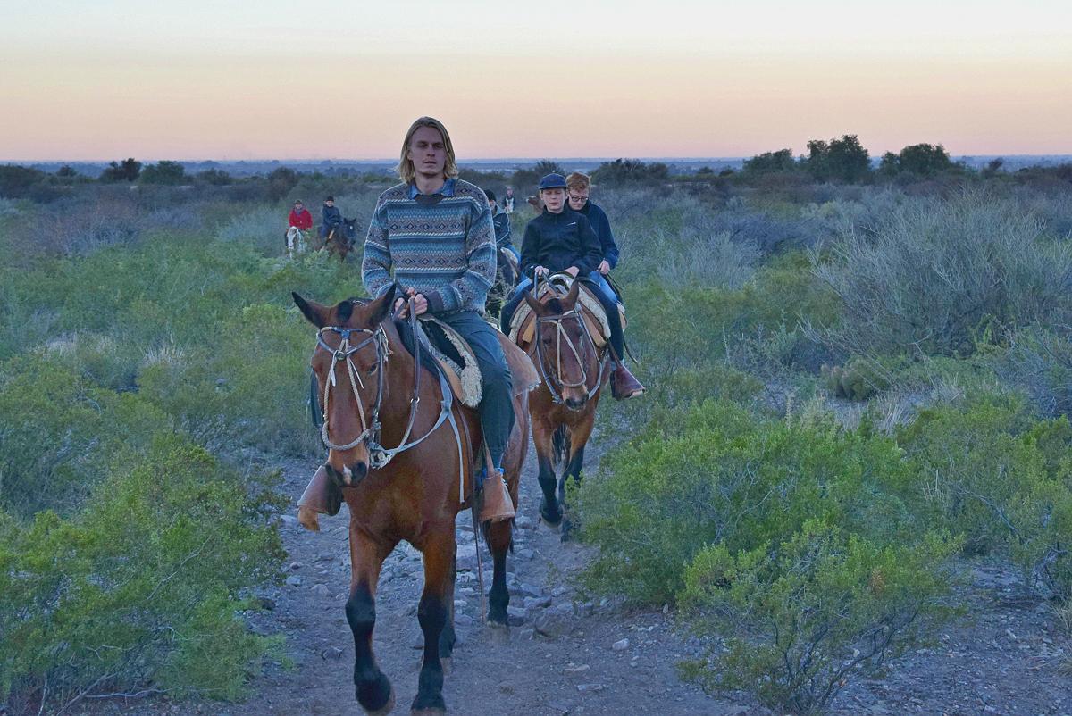 Mendoza: Ridetur med guachos