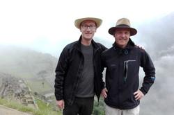 Søren_og_Roar_på_Machu_Picchu