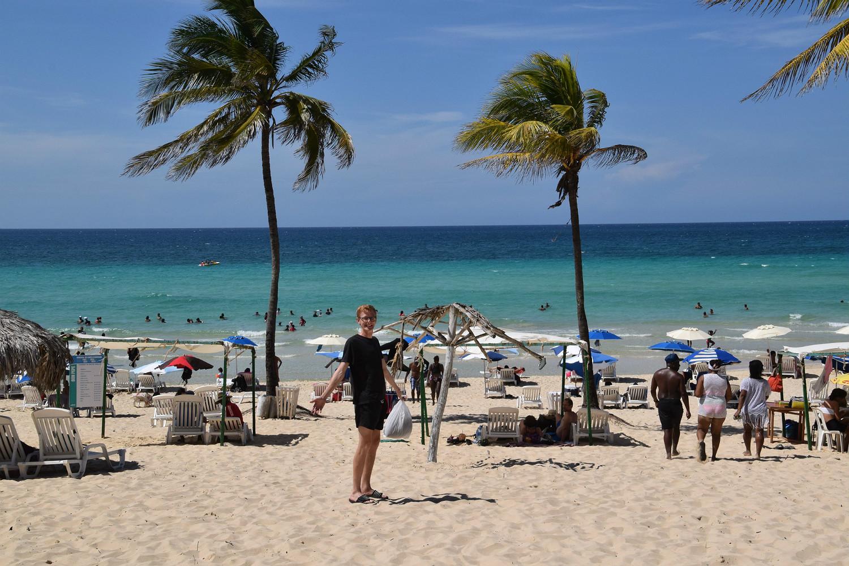 Strand øst for Havana