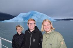 6 Drenge isbjerg