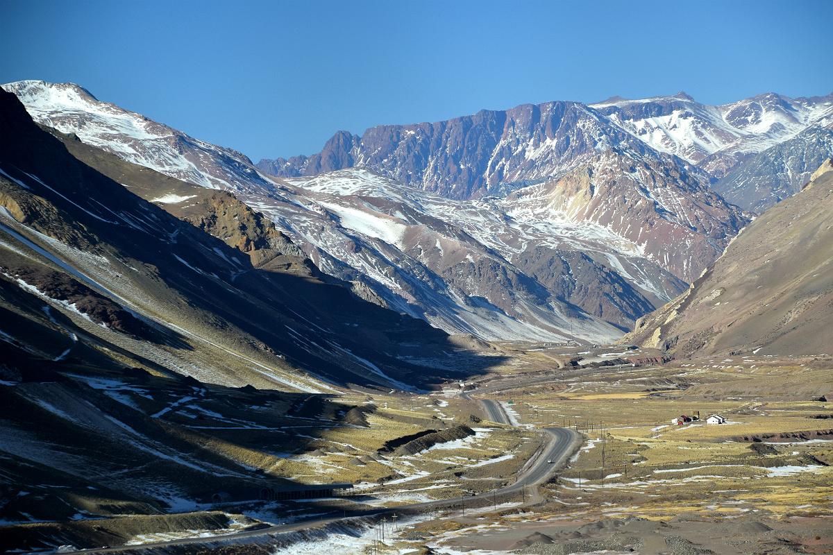 Mendoza: De høje Andesbjerge