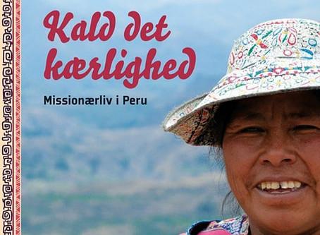 Roars udgiver bog om mission i Peru