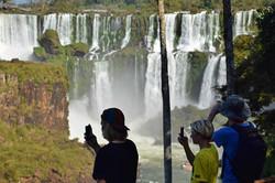 Iguazú: Fotografering