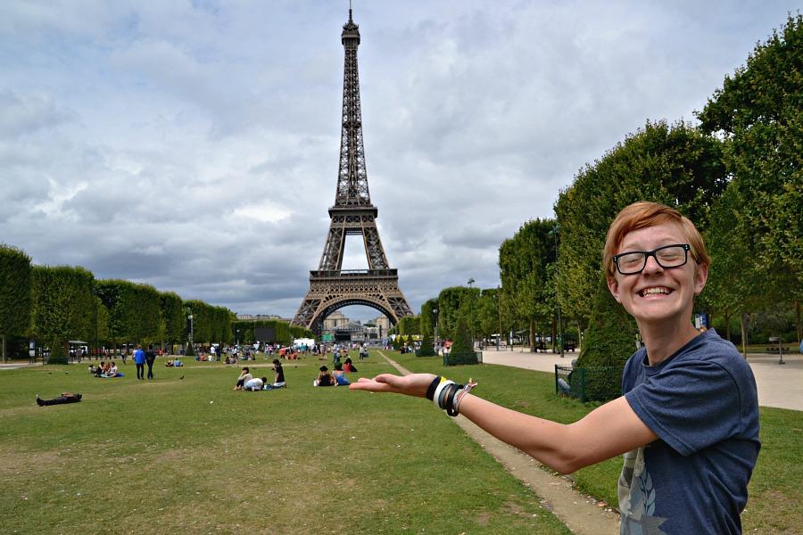 Eiffel og Arvid