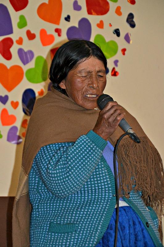 Lovsang på quechua