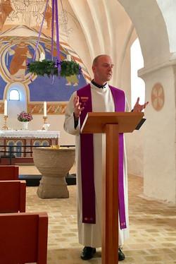 Roar prædiker 1. søndag i Advent