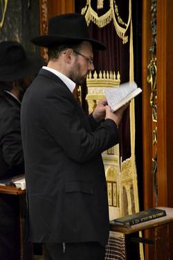 Fra synagogen ved muren