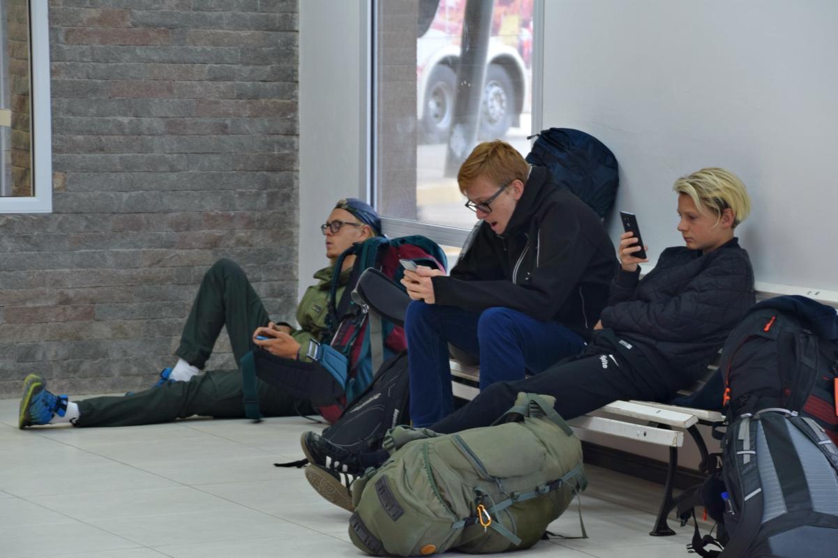 7 Terminal de buses Calafate