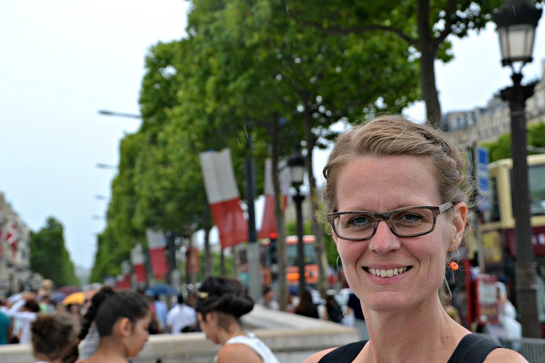 Merete Champs Elysee