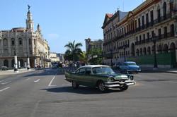 Havana ved Capitolio