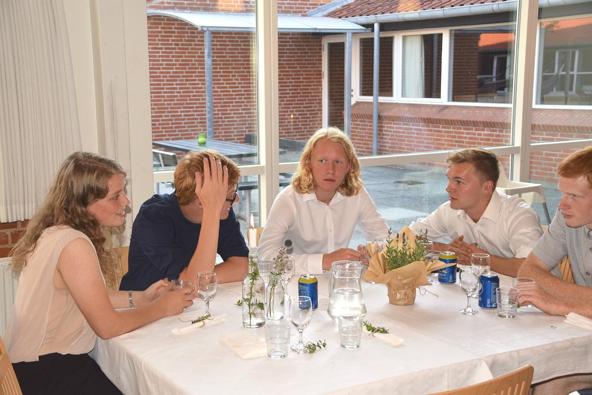 De unges bord