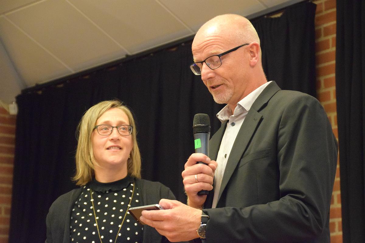 Mabjritt og Søren