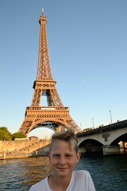 Tour Eiffel og Hjalte