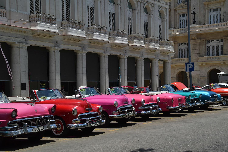 Pink Cadillacs