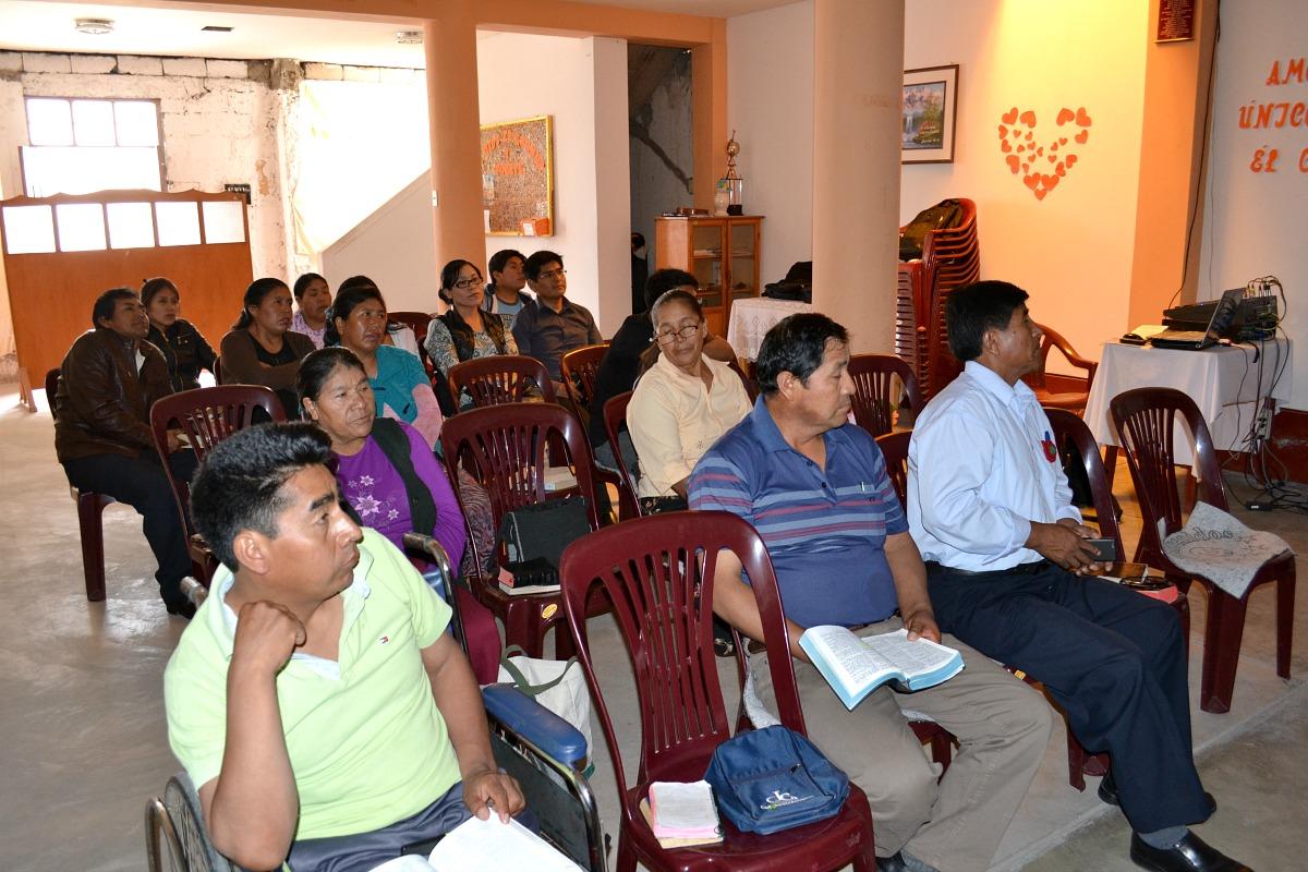 Menigheden i Tacna