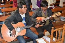 Musikerne