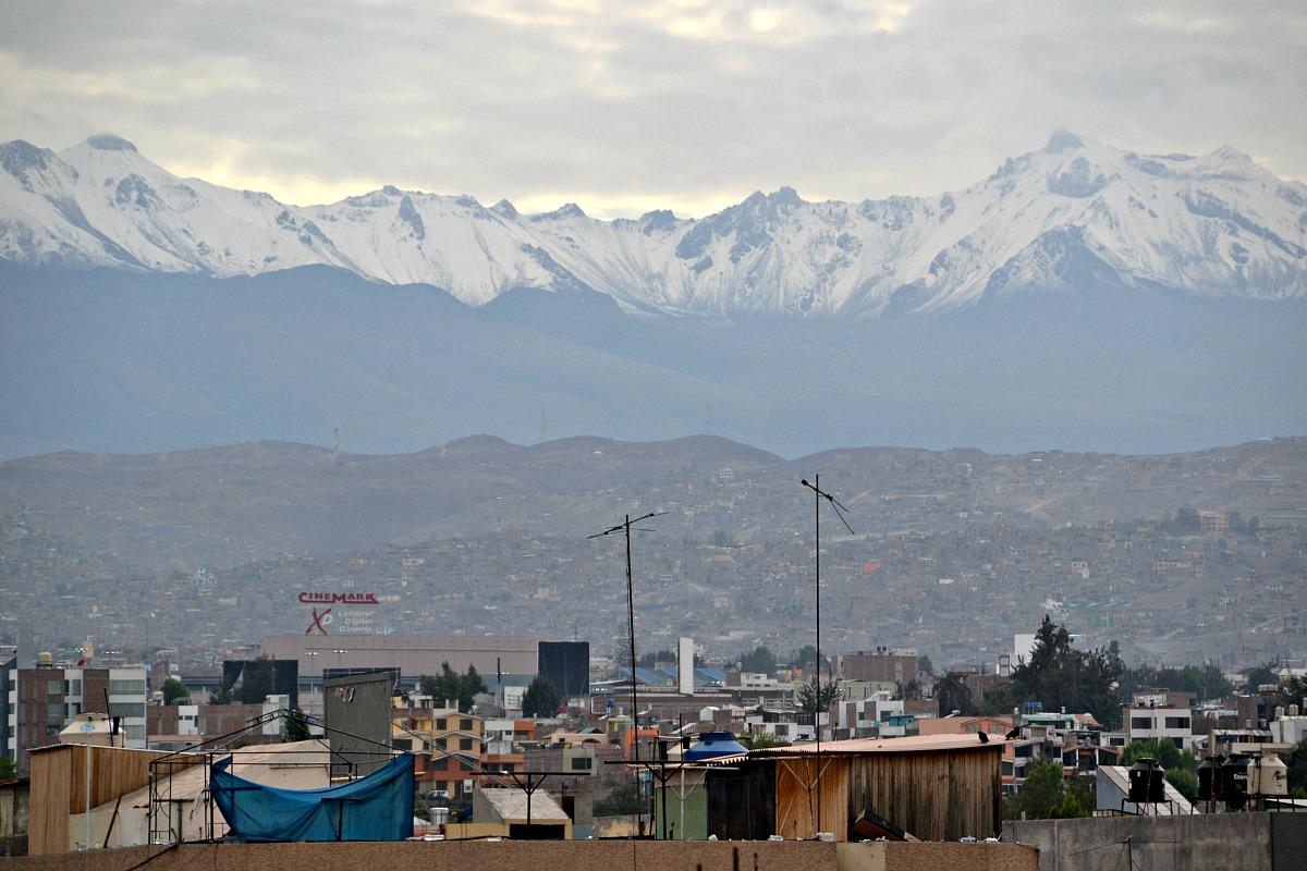 Arequipa Pichu Pichu 1