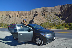 Salta: På vej nordpå mod Tilcara