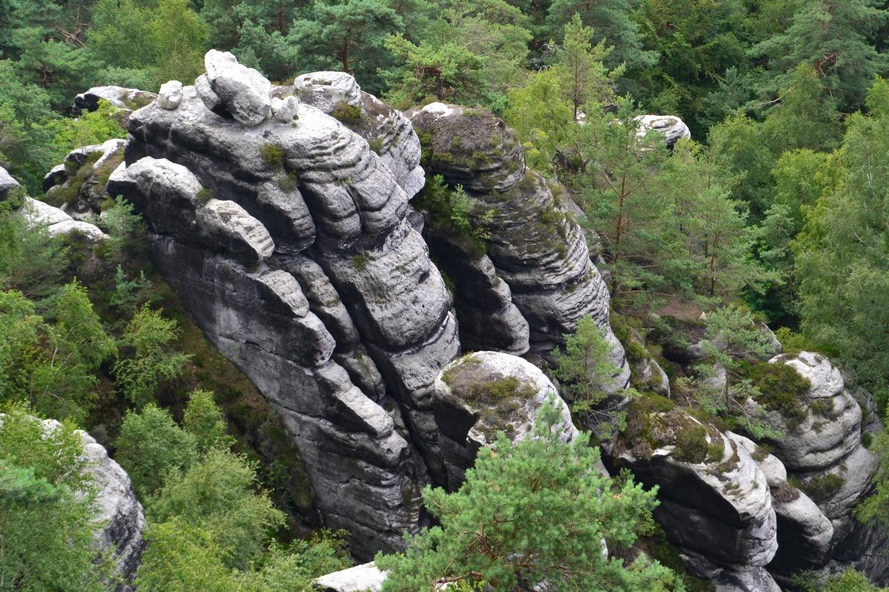 Bastei klipper