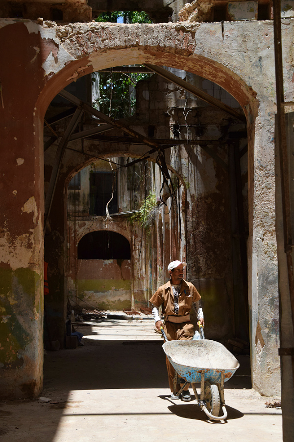 Motiv fra Havana Vieja