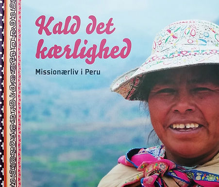 Roar udgiver bog om mission i Peru