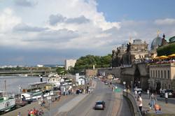 Dresden og Elben