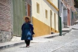 Følg og støt arbejdet i Peru