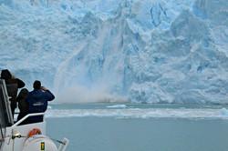 6 Gletscher fald