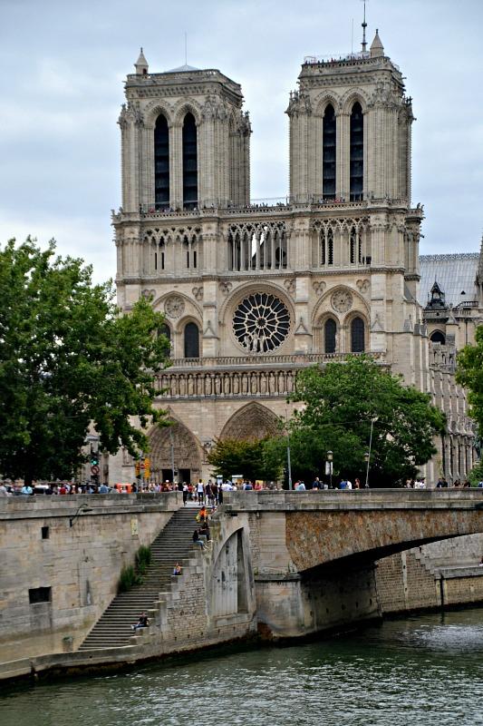 Notre Dame og Seinen