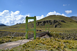 Bro i nærheden af Santa Lucia