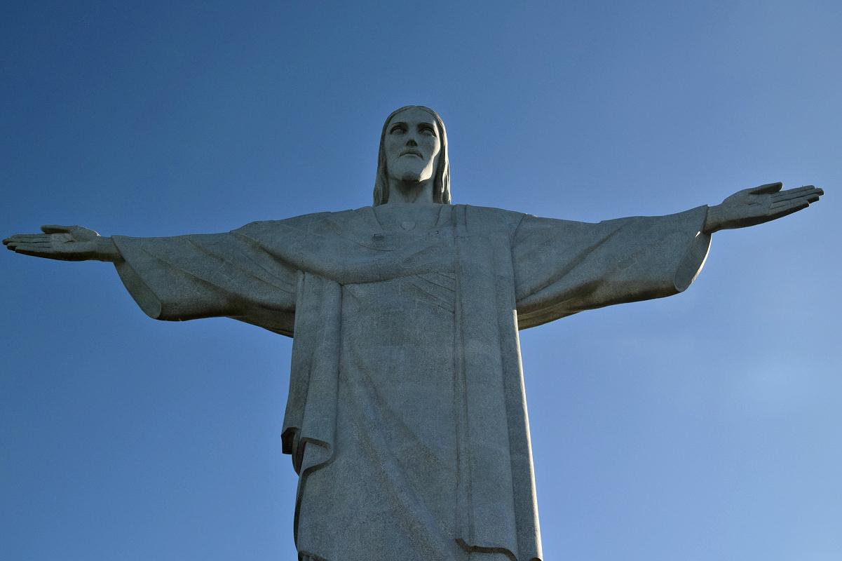 Rio de Janeiro: Cristo Redentor