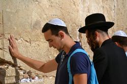 Bøn ved muren