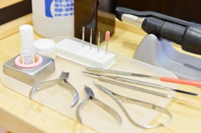 ドクターネイル東京道具