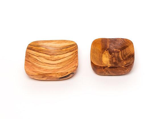 quadratische Schale, 10-12cm