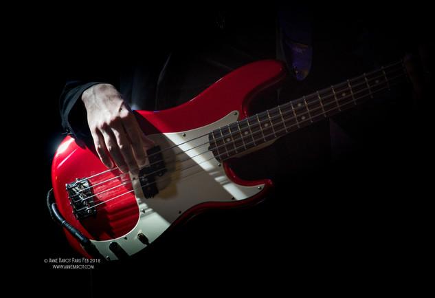 """""""Le Bassiste"""""""