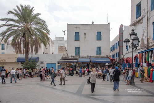 Tunis, the Medina