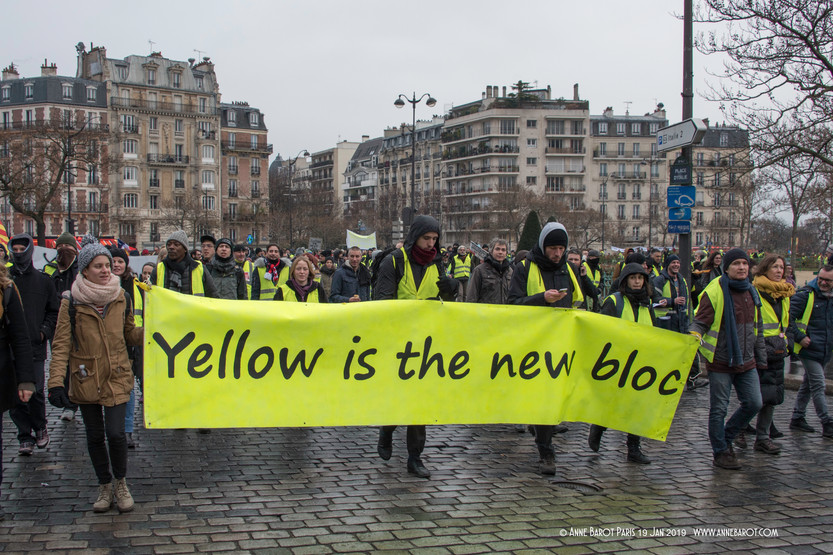 #Yellow is the new block
