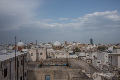 On top of the Medina